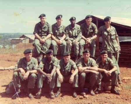 DW and MIke transportation unit 515 Vietnam