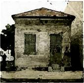 Shotgun House Vicksburg