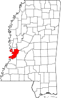 Warren County Map