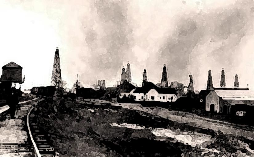 """""""Oil City"""""""