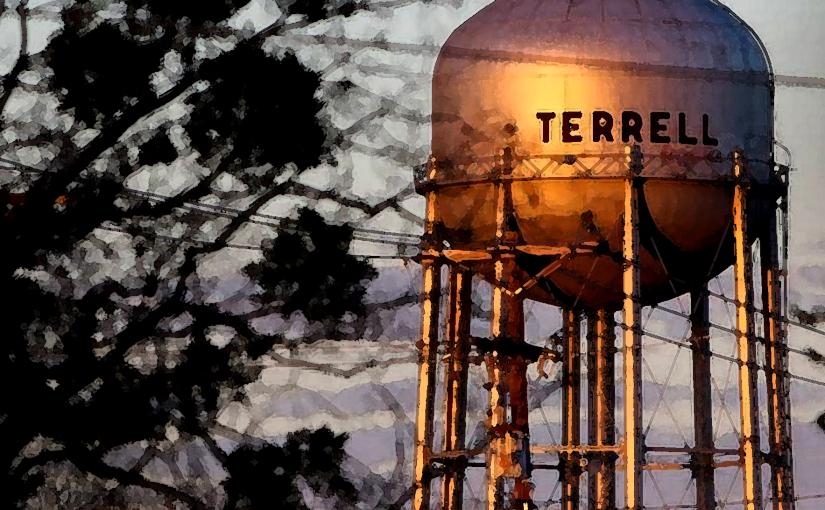 """""""Terrell"""""""