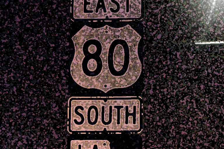 """Down 80 East"""
